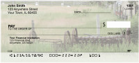 Country Scenery Personal Checks | BAA-44