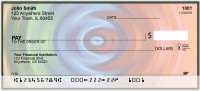 Rainbow Vibrations Personal Checks | BAB-33