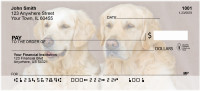 Golden Retrievers Personal Checks | BAB-39