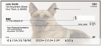 German Shepherd Dog Breed Personal Checks | BAC-50