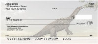 Dinosaurs Big and Small Personal Checks | BAC-90