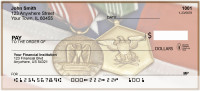 Military Service Medals Personal Checks | BAE-79