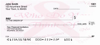 Fight Breast Cancer Personal Checks | BAF-11