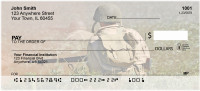 Soldiers On Guard Personal Checks | BAF-68