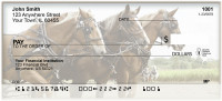 Farming with Horses Personal Checks | BAH-25