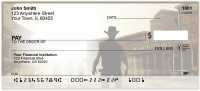 Wild Wild West Personal Checks | BAK-59