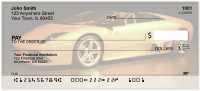 Expensive Sports Cars Personal Checks | BAL-31