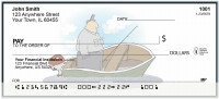 Fishing Follies Personal Checks | BAM-14