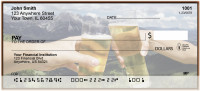 Drinking Beer Personal Checks | BAM-42