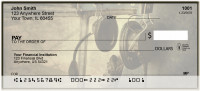 Vintage Airplanes Personal Checks | BAM-66