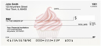 Frosted Cupcakes Personal Checks | BAP-32