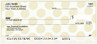 Dots With Dots Personal Checks | BAQ-83