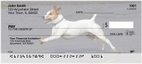 Jack Russells Are Mischievous Personal Checks | DOG-58