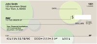 Dots On Chocolate Personal Checks | GEO-97