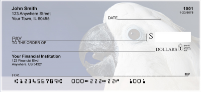 Cockatoos Personal Checks | ANI-42