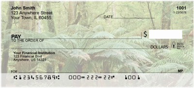 Nature's Simplicity Personal Checks | BAF-10