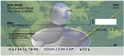 Hole In One Personal Checks | BAF-78
