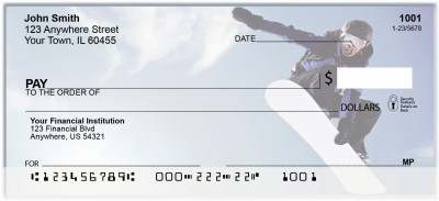 Extreme Snowboarding Personal Checks | BAH-79