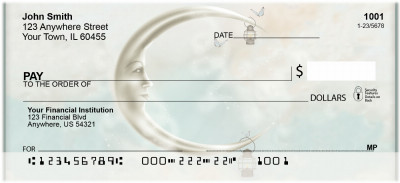 Mystical Moon Personal Checks | BAI-63