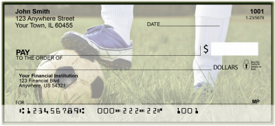 The Game of Soccer Personal Checks | BAM-05