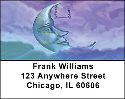 Swinging on Dreams Address Labels | LBBAD-28