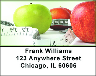 An Apple A Day Address Labels | LBBAF-61