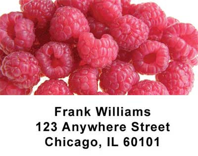 Fresh and Fruity Address Labels | LBFOD-01