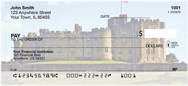 Historical England Personal Checks | BAF-75