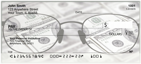US Dollar Personal Checks | BAI-08