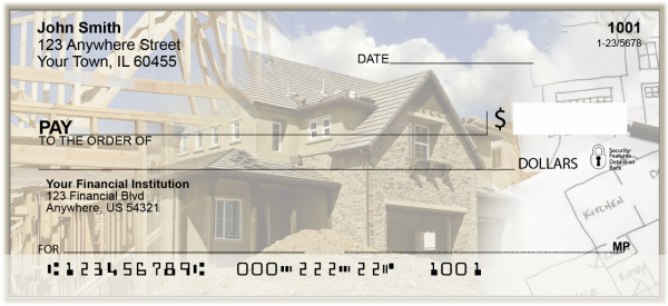 House Construction Personal Checks | BAK-88