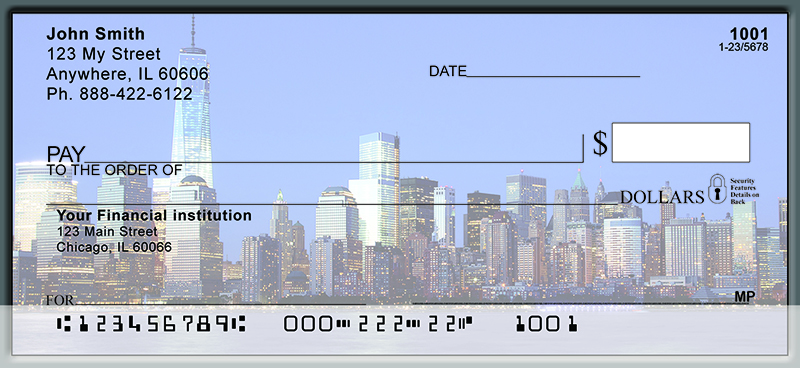 New York City Personal Checks
