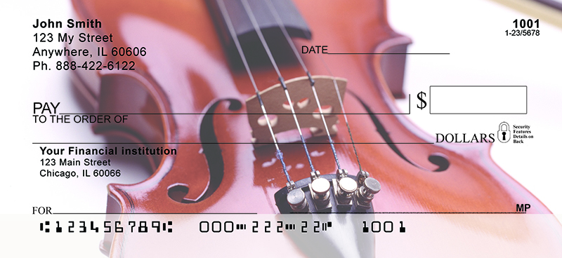 Instruments Personal Checks