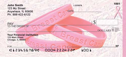 Breast Cancer Awareness Personal Checks