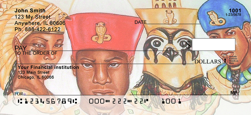 The Pharaohs Personal Checks
